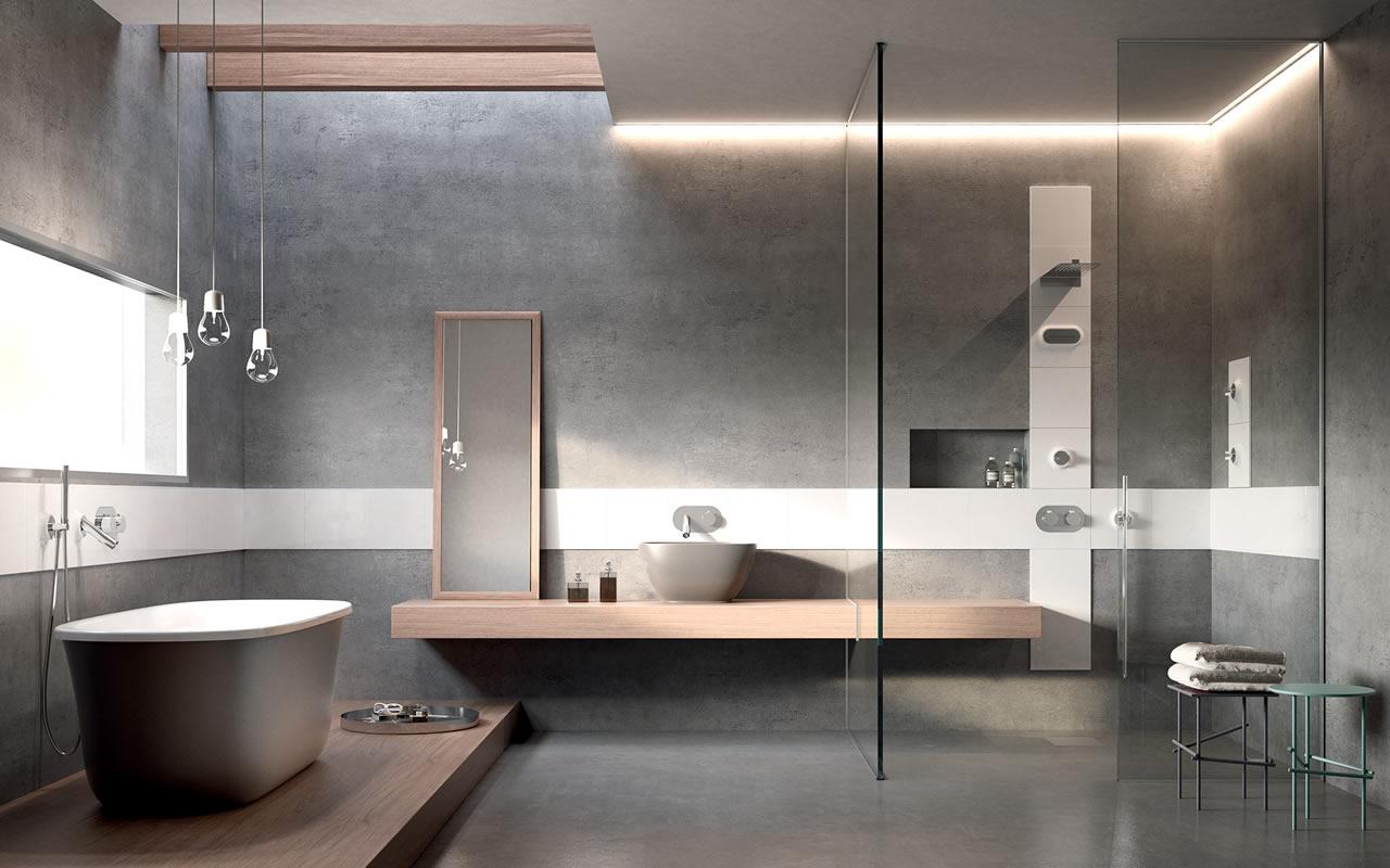 Showroom fhab fhabceramiche - Accessori da bagno di lusso ...