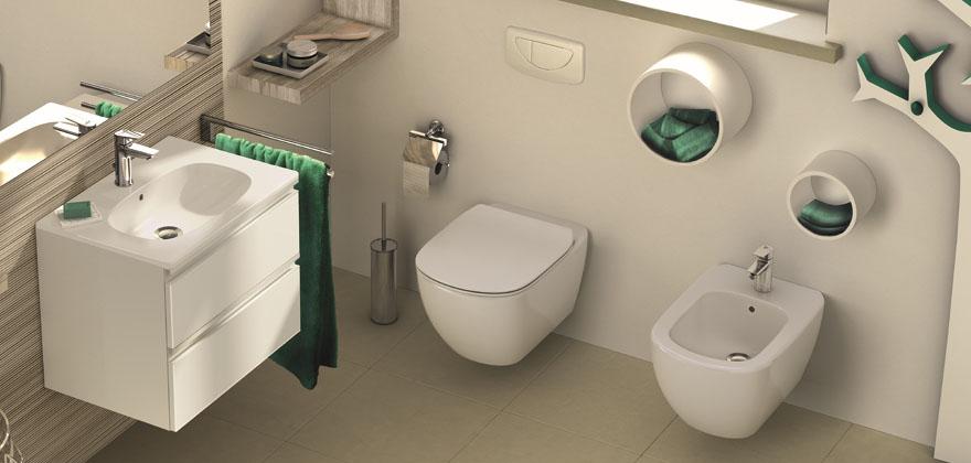 Ideal Standard Mobili Da Bagno.Ideal Standard Rubinetteria Sanitari E Lavabi Doccia